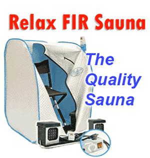 Relax Sauna logo